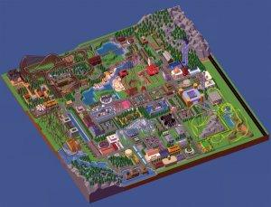 Parkitect es parte de los 10 juegos de simulación más esperados de 2017