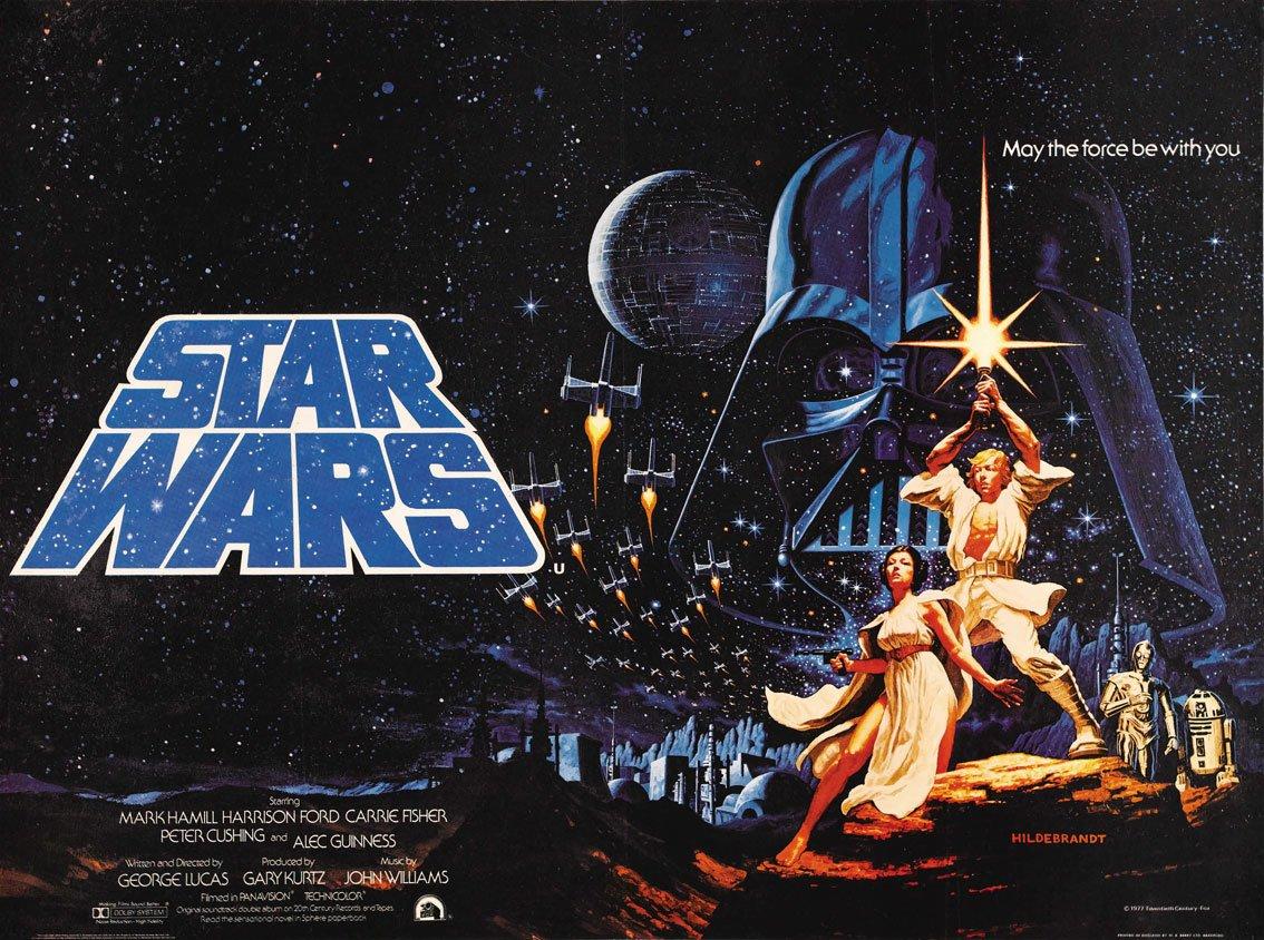 Frases y Citas de Star Wars Episodio IV