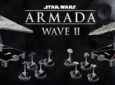 Star Wars Armada Wave II