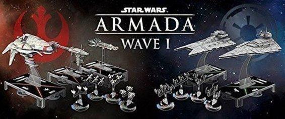 Star Wars Armada wave I
