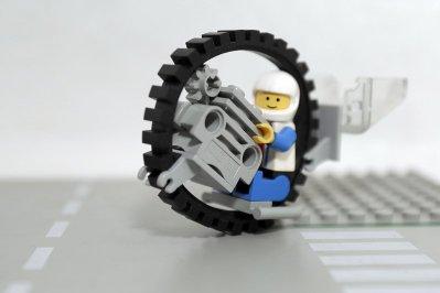 Rocket Roadster Panda Precision por fe2cruz