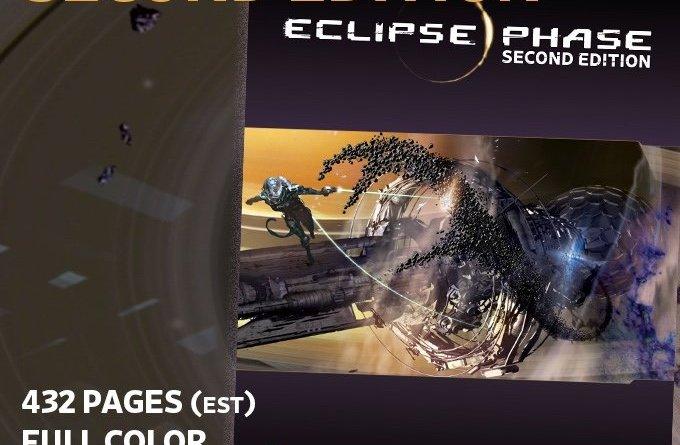 Segunda Edición de Eclipse Phase