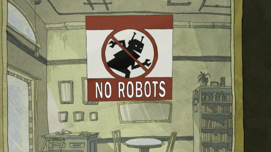No Robots