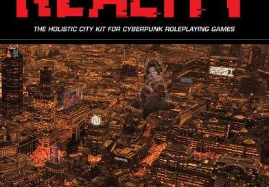 Augmented Reality, un millon de mundos ciberpunk en un solo libro