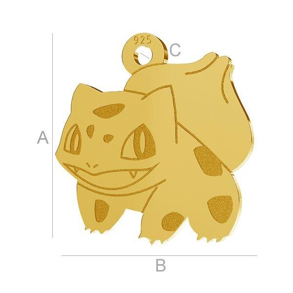 Silvexcraft Bulbasaur