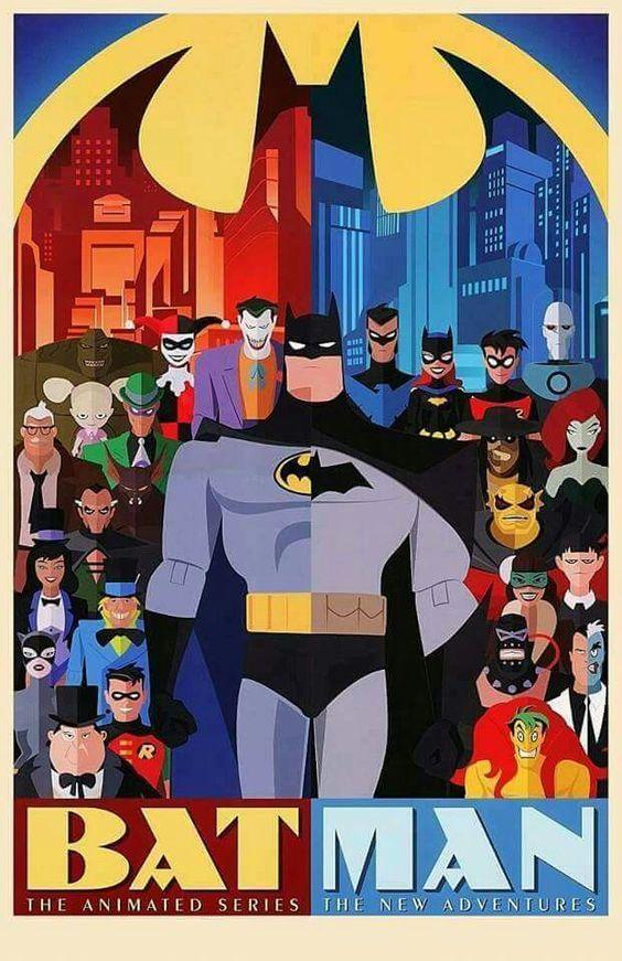 Batman Personajes
