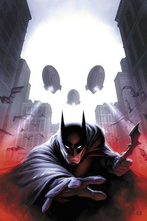 Batman por Alex Garner
