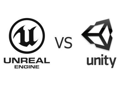 Unity vs Unreal ¿Cual es el Mejor Motor Gráfico para Crear Videojuegos?