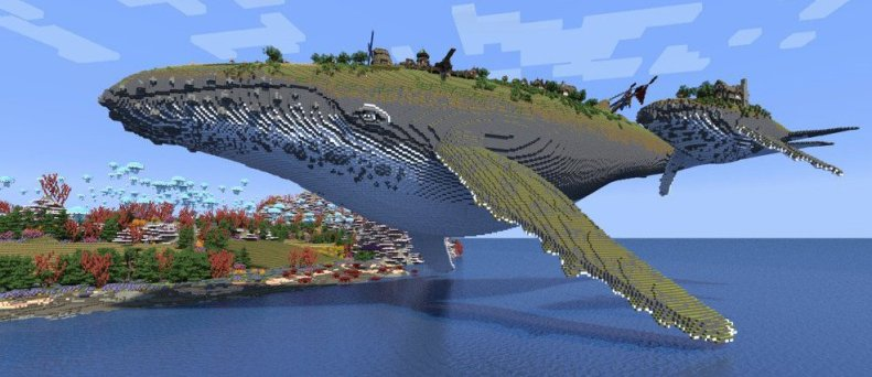 Minecraft Dreamscape
