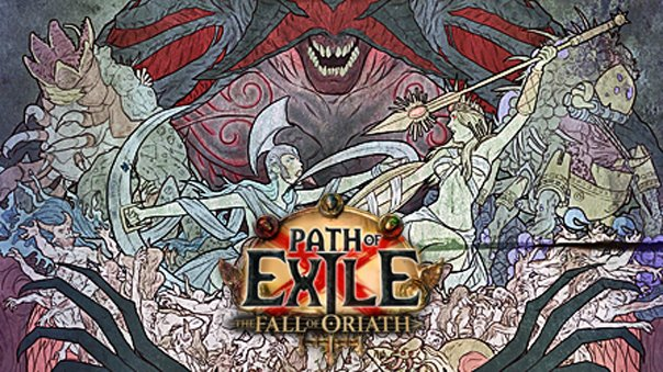 Path of Exile the Fall of Oriath Free 2 Play