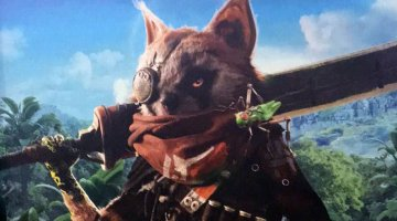 Biomutant 25 Minútos de Gameplay