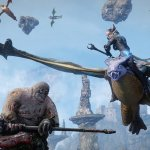 Los  10 Mejores MMOs Free2Play en 2017 - Riders of Icarus