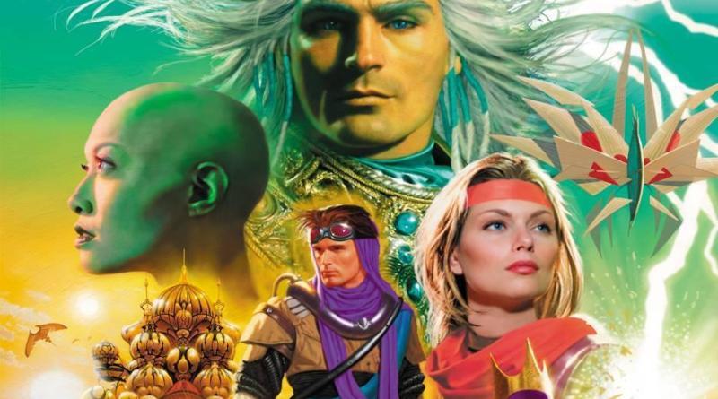 Veiled Alliances - The Saga of Seven Suns
