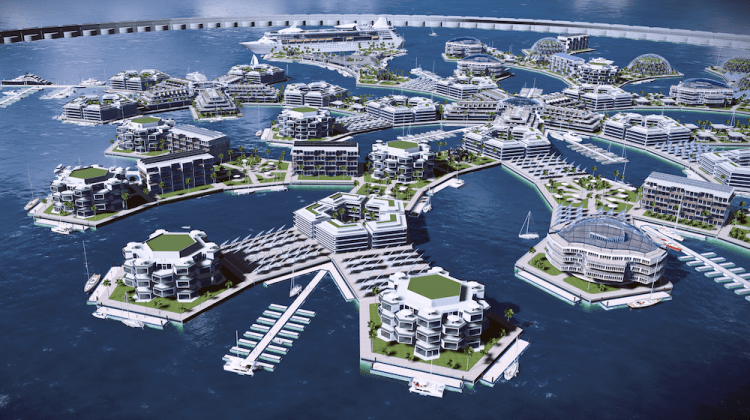 Seasteading