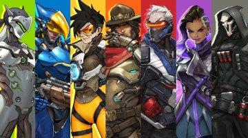 Overwatch está sin duda entre los juegos online más exitosos