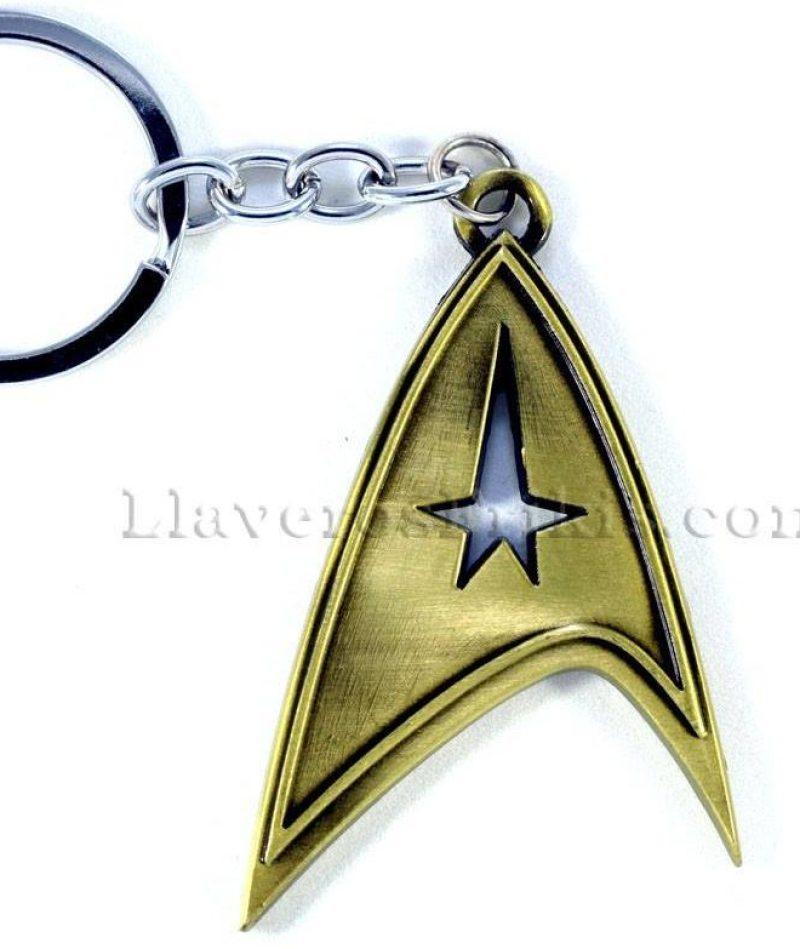 Llaveros de películas Star Trek