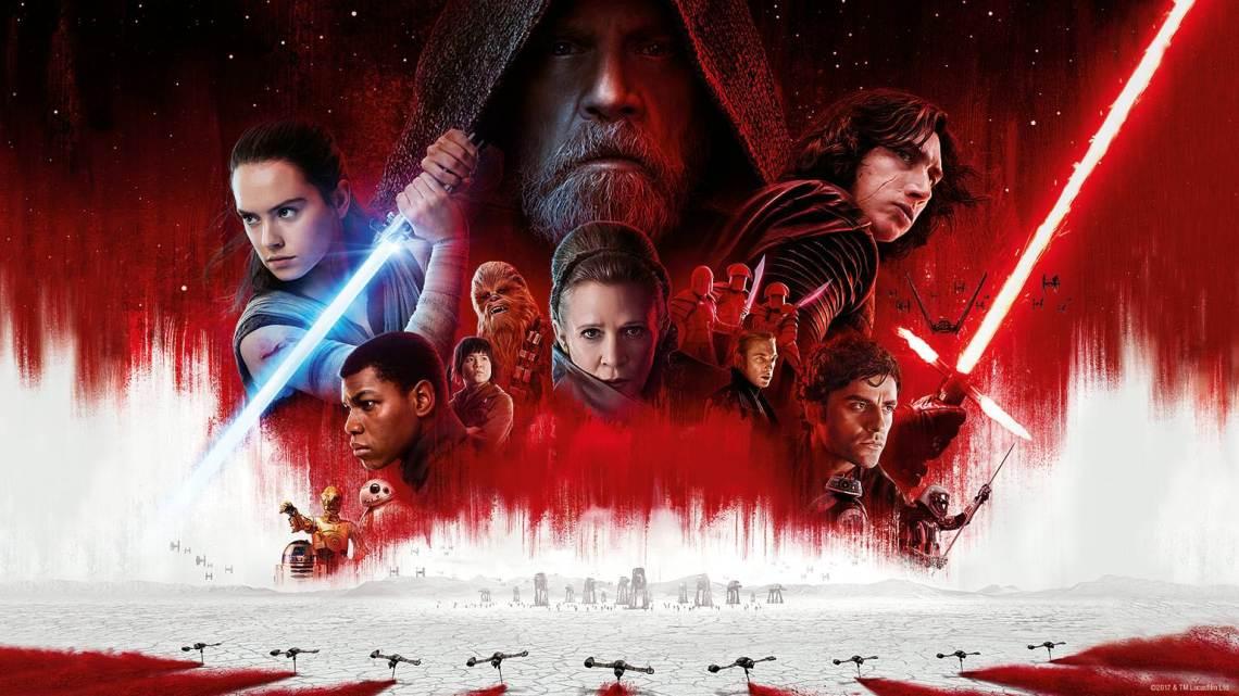 Star Wars The Last Jedi Portada