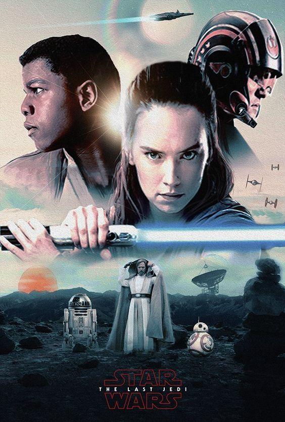 The Last Jedi Personajes
