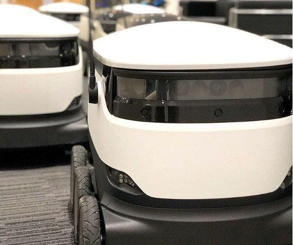 Robots y Drones Drones de carga
