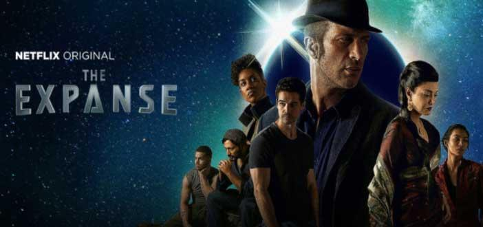 The Expanse Personajes 2