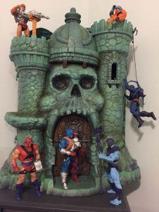 Juguetes de He-Man y los Amos del Universo Maqueta 3