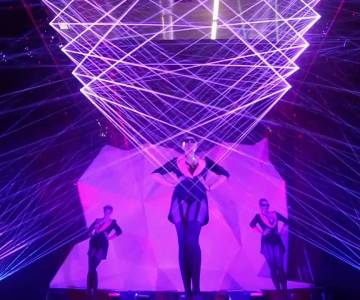 Show Laser Kvant