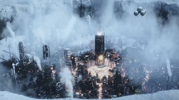 Frostpunk Preview en Español Arte conceptual