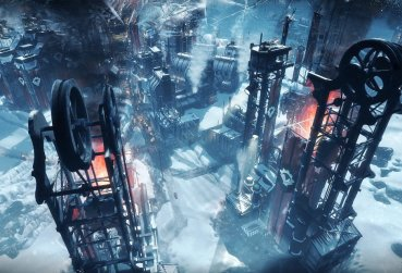 Frostpunk Preview en Español Gameplay