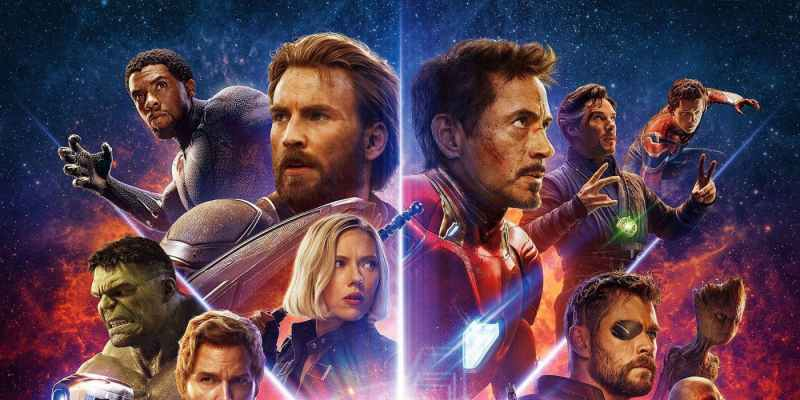 Avengers: Infinity Wars Poster 2