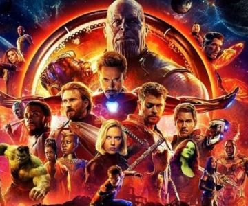 Avengers: Infinity Wars Poster