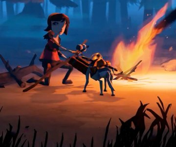 The Flame in the Flood Gameplay en Español