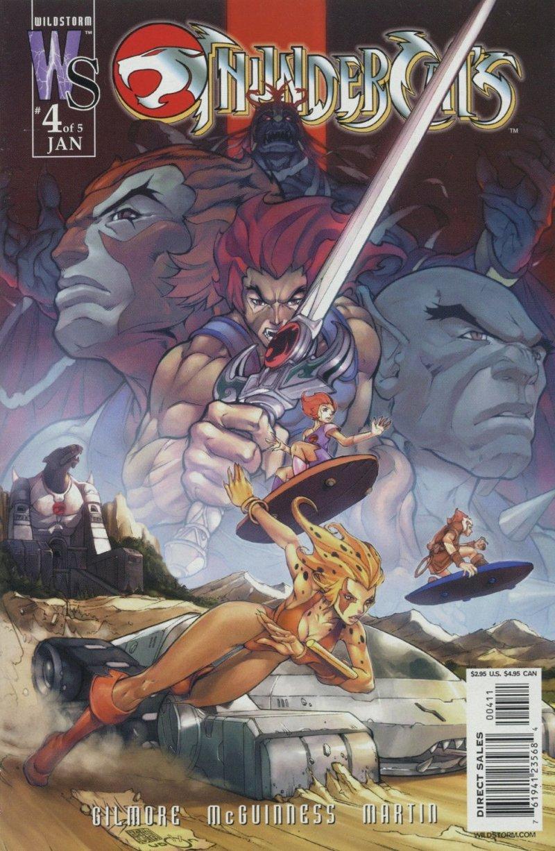 Thundercats Comics