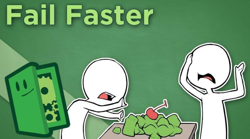 Falla más rápido