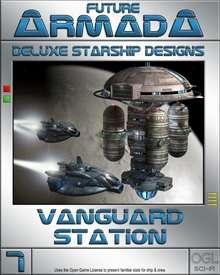 Future Armada Vanguard Station