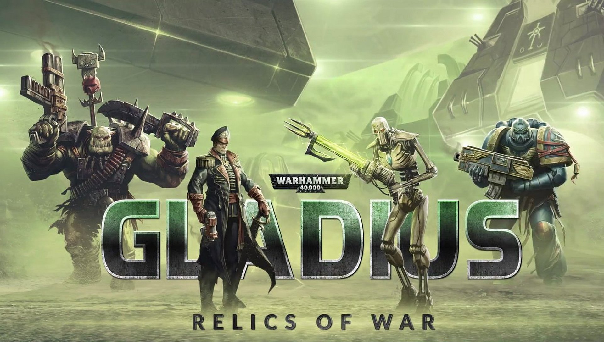Gladius Relics of War