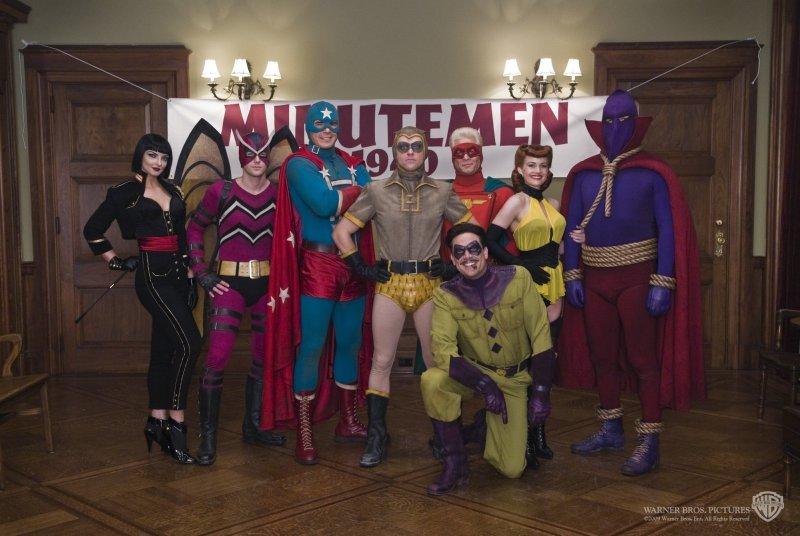 Las Mejores Frases de Watchmen Minutemen