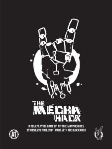 Navidad en Julio en DriveThruRPG The Mecha Hack