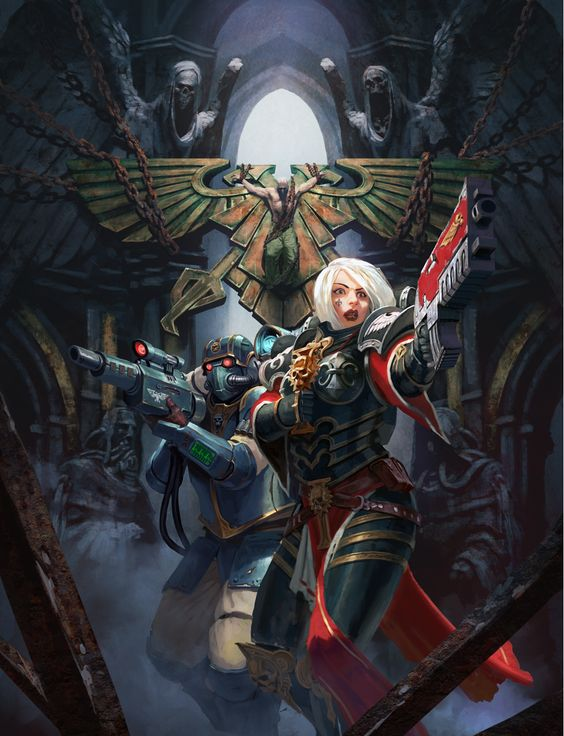 Dark Tides Wrath & Glory Warhammer 40.000