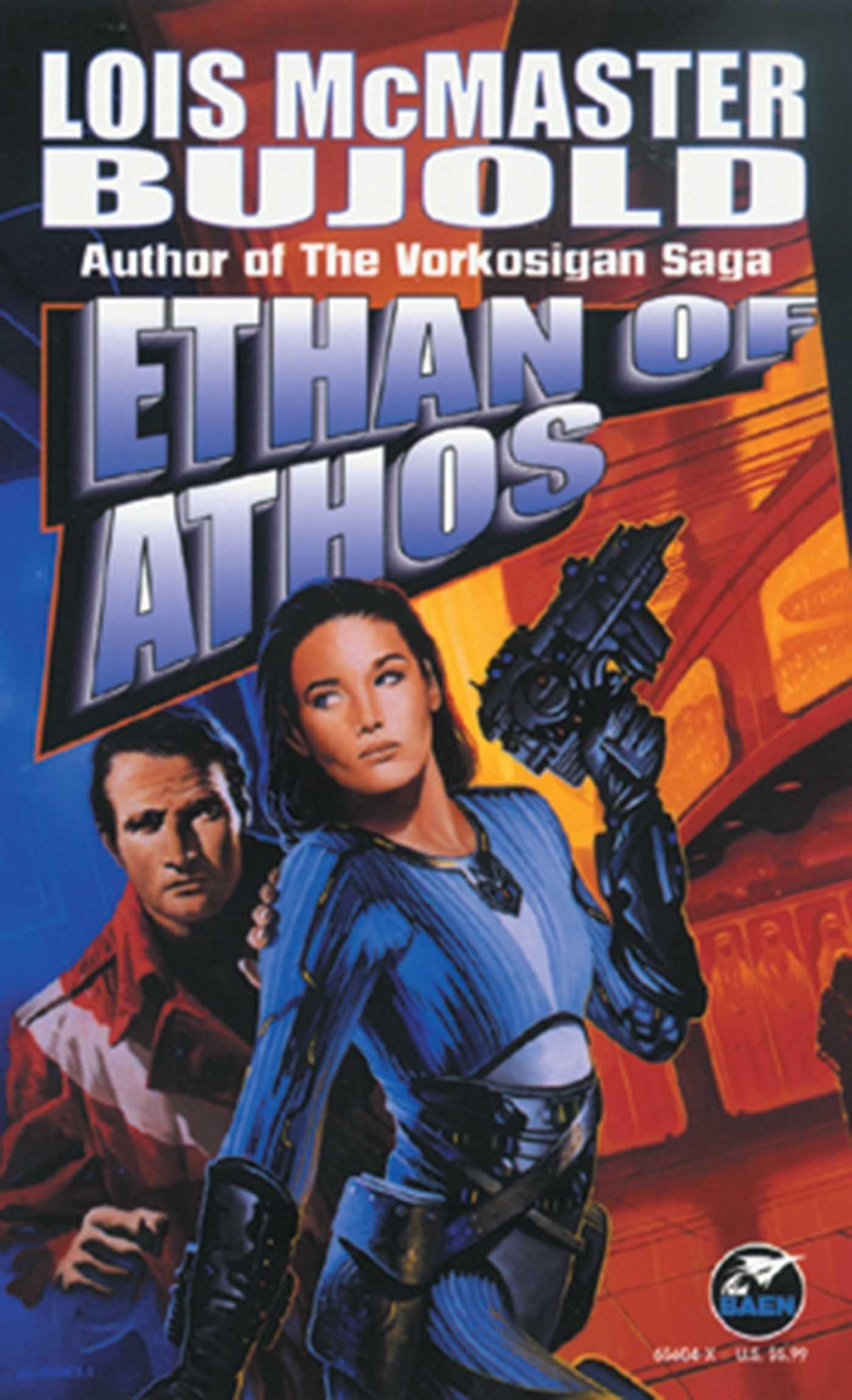 Ethan de Athos Saga de Vorkosigan