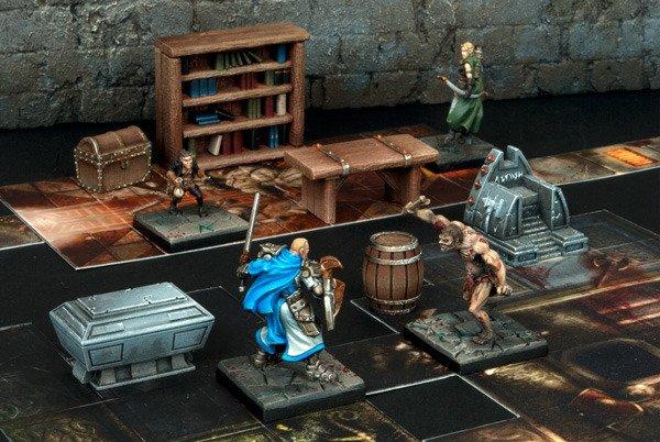 Los Mejores Juegos de Mesa de Miniaturas de Ciencia Ficción y Fantasía