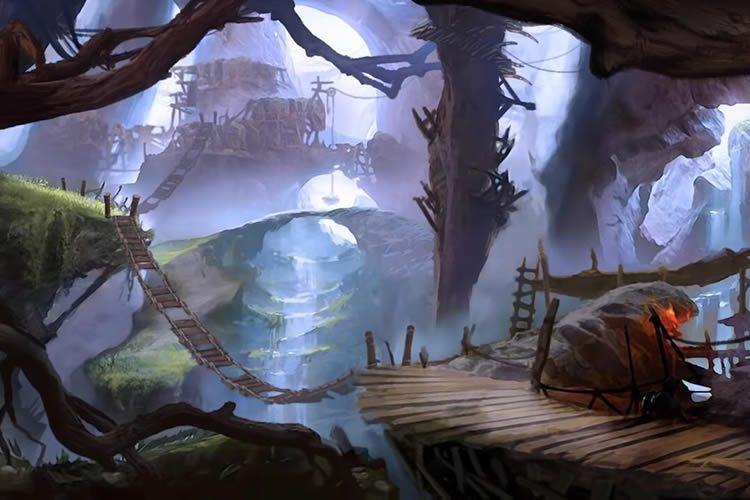 Torchlight Frontiers Cueva