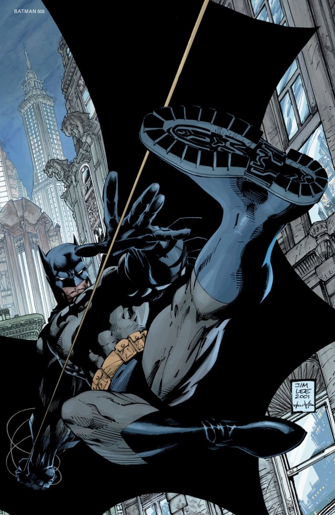 Batman Hush - Batman