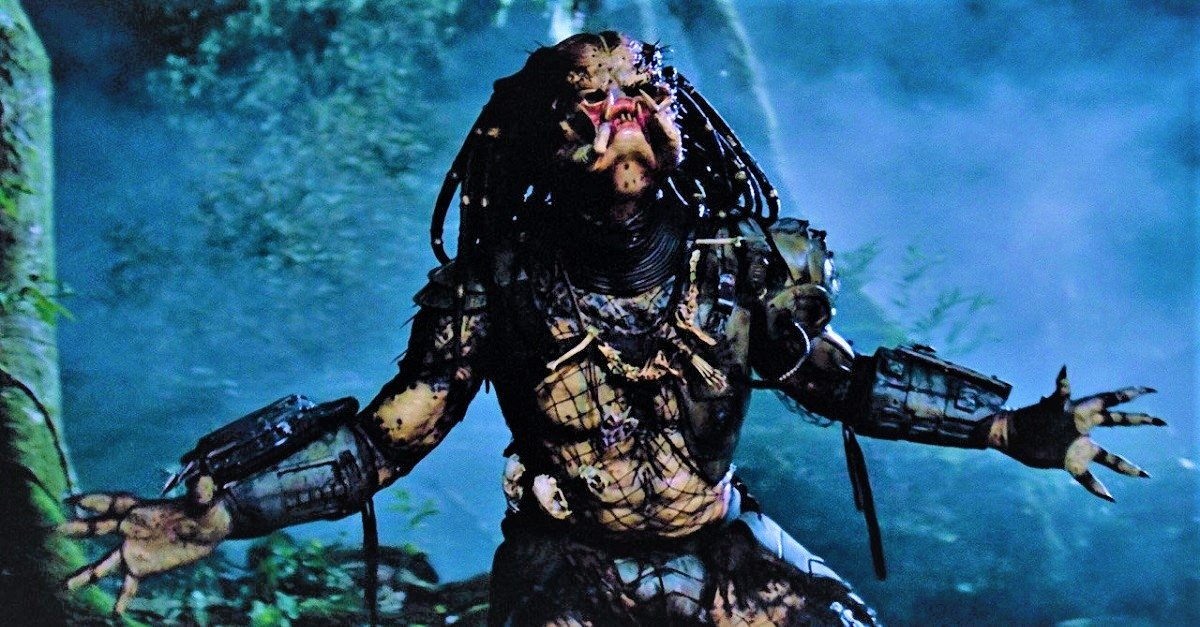 Predator Primera Película - Depredadores