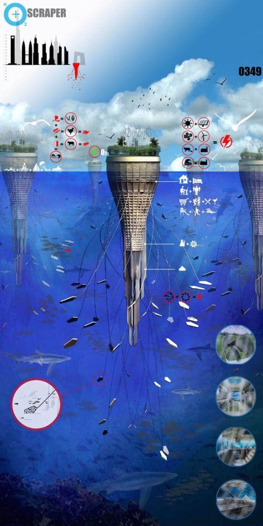 Rasca océano 11