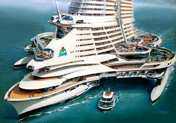 Barcos Gigantes 1