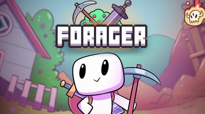 Forager Gameplay en Español