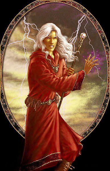 Los Magos Más Poderosos de la Ficción - Raistlin Majere