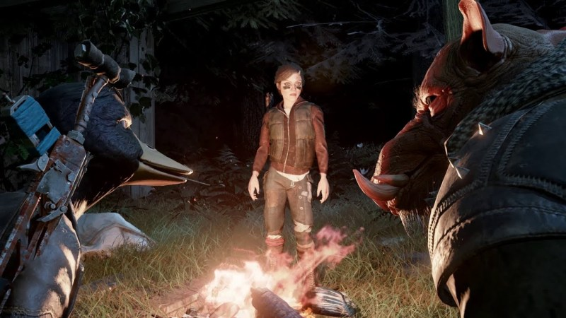 Mutant Year Zero Road to Eden Campamento