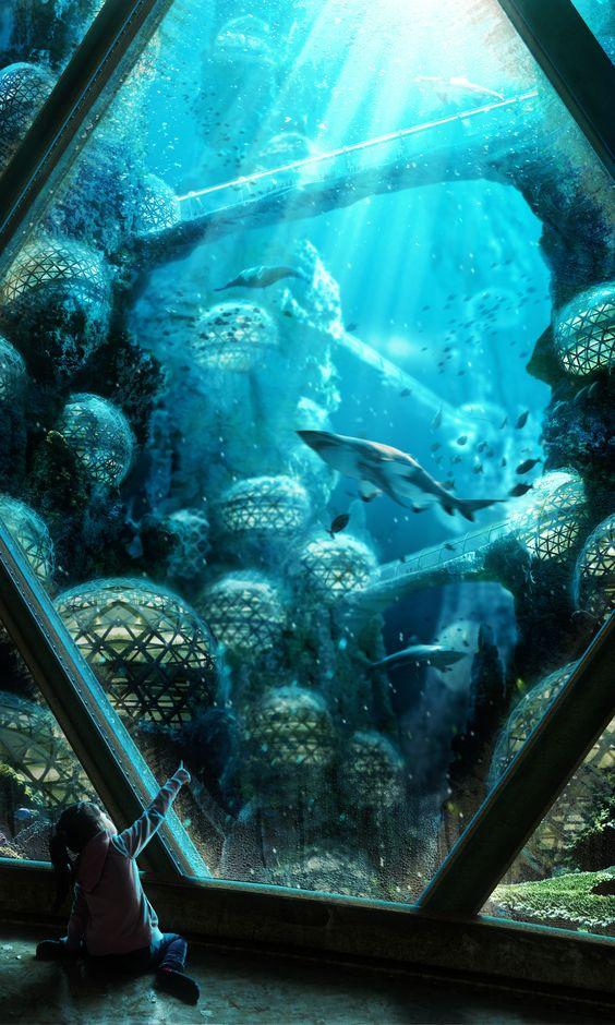 Underwater City Manon Alexandre