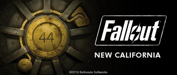 Fallout Juego de Mesa Nueva California Portada